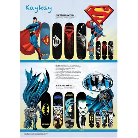 Warner Bros Superman Kaykay Cool
