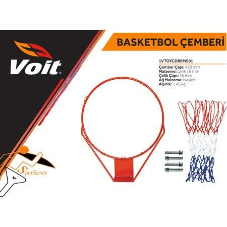 Voit Basketbol Çemberi + File